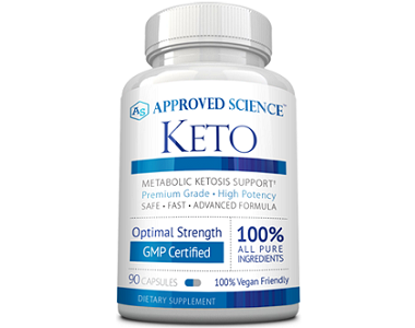 Approved Science Keto Weight Loss Supplement Review