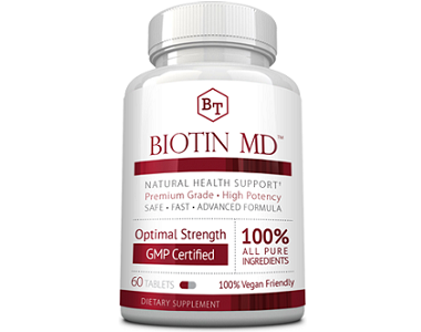 Approved Science Biotin MD Review - For Hair Loss, Brittle Nails and Problematic Skin