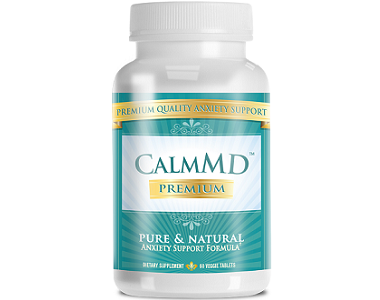 Premium Certified Calm MD Review - For Relief From Anxiety And Tension