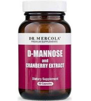 Dr. Mercola D-Mannose and Cranberry Extract Review - For Relief From Urinary Tract Infections