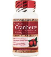 Earth Creation Natural Cranberry Review - For Relief From Urinary Tract Infections