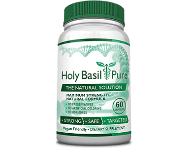 Consumer Health Holy Basil Pure Review - For Improved Overall Health