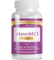 Premium Certified Meno MD Review - For Symptoms Associated With Menopause