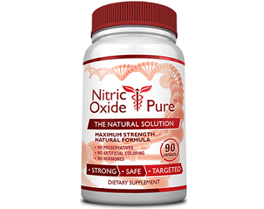 Consumer Health Nitric Oxide Pure Review - For Increased Muscle Strength And Performance