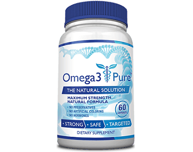 Omega 3 Pure for Health & Well-Being