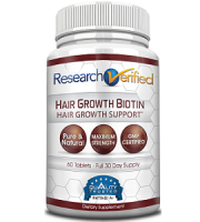 Research Verified Biotin Review - For Hair Loss, Brittle Nails and Problematic Skin