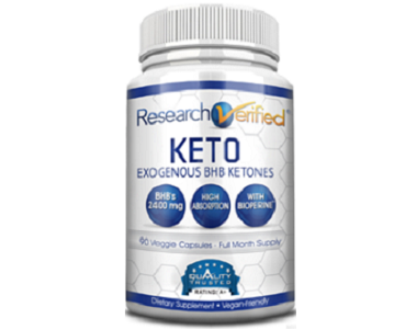 Research Verified Keto Weight Loss Supplement Review