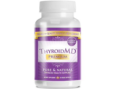 Premium Certified Thyroid MD Premium Review - For Increased Thyroid Support