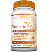 Turmeric Pure for Health & Well-Being