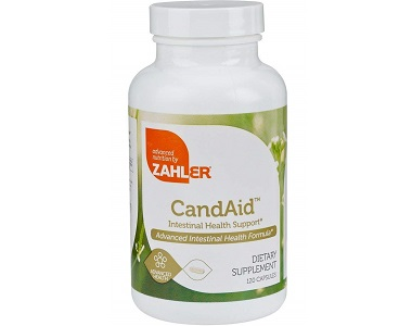 Zahler CandAid for Yeast Infection