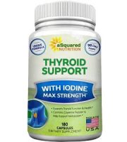 aSquared Nutrition Thyroid Support Review - For Increased Thyroid Support