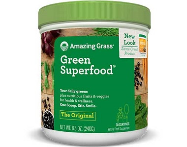 Amazing Grass Green Superfood Review - 7 Day Detox Plan