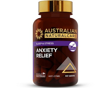 Australian Naturalcare Anxiety Relief for Anxiety Relief