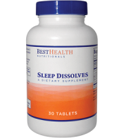 Best Health Nutritionals Sleep Dissolves Review - For Restlessness and Insomnia
