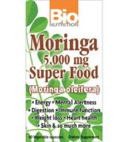 Bio Nutrition Moringa Super Food Review - For Weight Loss and Improved Health And Well Being