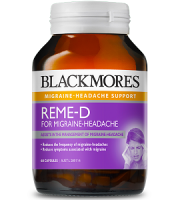 Blackmores Reme-D Review - For Symptomatic Relief From Migraines