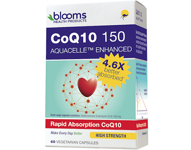 Bloom's Health Products CoQ10 for Health & Well-Being