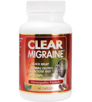 Clear Products Clear Migraine Review - For Symptomatic Relief From Migraines