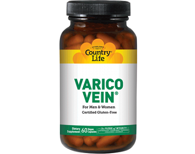 Country Life VaricoVein Review - For Reducing The Appearance Of Varicose Veins