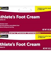 Dollar General Athlete's Foot Cream for Athlete's Foot