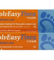 Ego SolvEasy Tinea Cream Review - For Symptoms Associated With Athletes Foot