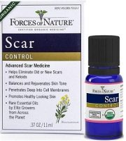 Forces of Nature Scar Control for Scar Removal