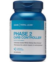 GNC Total Lean Phase 2 Carb Controller Weight Loss Supplement Review