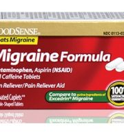 Good Sense Migraine Formula Review - For Symptomatic Relief From Migraines