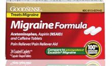 Good Sense Migraine Formula Review