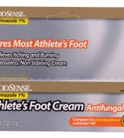 Goodsense Athlete's Foot Cream Review - For Reducing Symptoms Associated With Athletes Foot