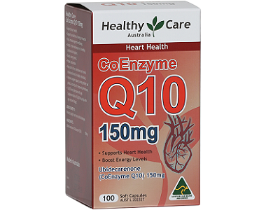Healthy Care CoEnzyme Q10 Review - For Cognitive And Cardiovascular Support