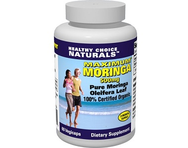Healthy Choice Natural Maximum Moringa Review - For Weight Loss and Improved Health And Well Being