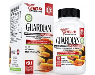 Helix Healthstore Guardian Probiotic Review - For Increased Digestive Support