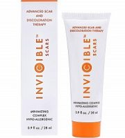 Invicible Scars Review - For Reducing The Appearance Of Scars