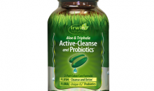 Irwin Naturals Active-Cleanse and Probiotics Review