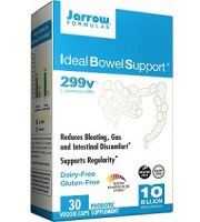 Jarrow Formulas Ideal Bowel Support 299V Review - For Increased Digestive Support