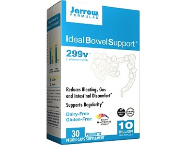 Jarrow Formulas Ideal Bowel Support 299v for IBS Relief