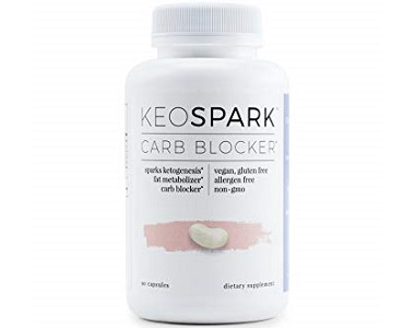 Keo Spark Carb Blocker Weight Loss Supplement Review