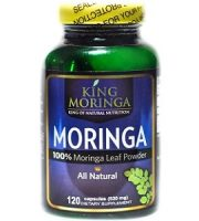 King Moringa Moringa Capsules for Health & Well-Being