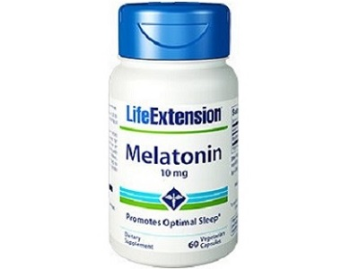 Life Extension Melatonin Review - For Restlessness and Insomnia