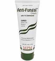 MPM Medical Anti-Fungal Cream for Ringworm