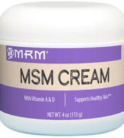 MRM MSM Cream Review - For Reducing The Appearance Of Scars