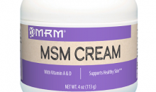 MRM MSM Cream Review