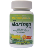 Moringa Pharm Pure Moringa Leaf for Health & Well-Being