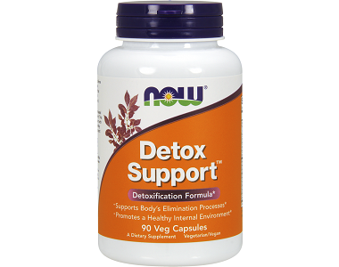 NOW Detox Support Review - 7 Day Detox Plan