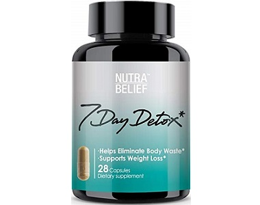 NUTRABELIEF 7 Day Detox Review - 7 Day Detox Plan
