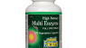 Natural Factors Multi Enzyme Review - For Increased Digestive Support