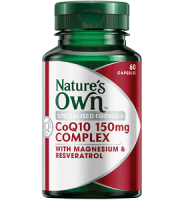 Nature's Own CoQ10 Complex Review - For Cognitive And Cardiovascular Support