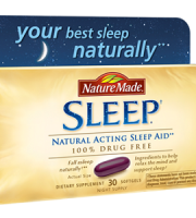 Nature Made Sleep Review - For Relief From Jetlag