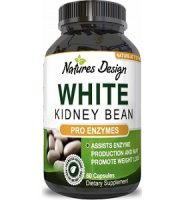 Natures Design White Kidney Bean Weight Loss Supplement Review